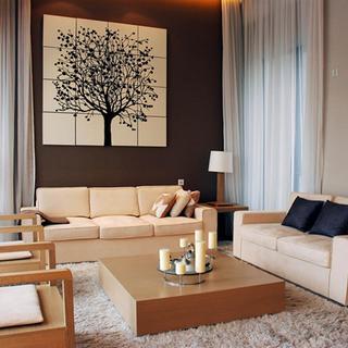 现代风格别墅设计 简洁安静