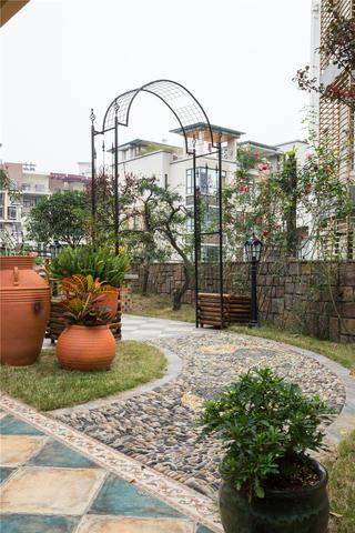 175平美式风格家花园图片