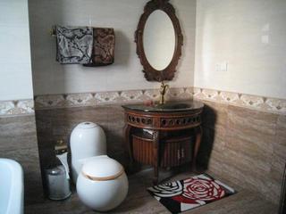 新古典别墅装修卫生间设计图