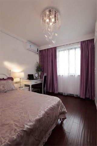 新古典二居之家窗帘图片