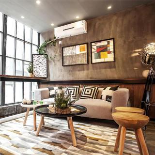 Loft混搭风公寓装修设计图