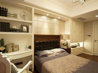 欧式风格别墅装修床头背景墙设计