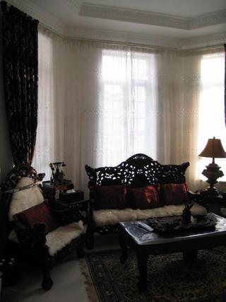 新古典别墅装修会客厅布置图