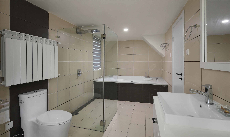简约风格挑高户型10-15万140平米以上卫生间设计图纸