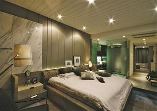 大户型装修卧室布置图