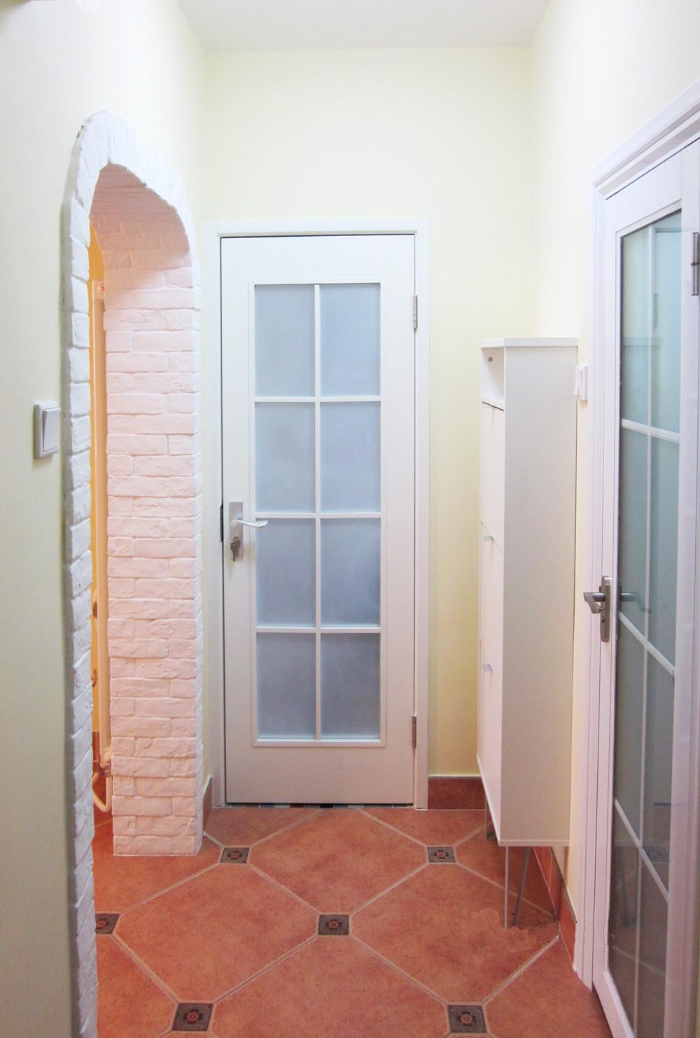 一居室小户型装修玄关设计