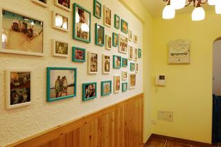 地中海三居装修照片墙布置图