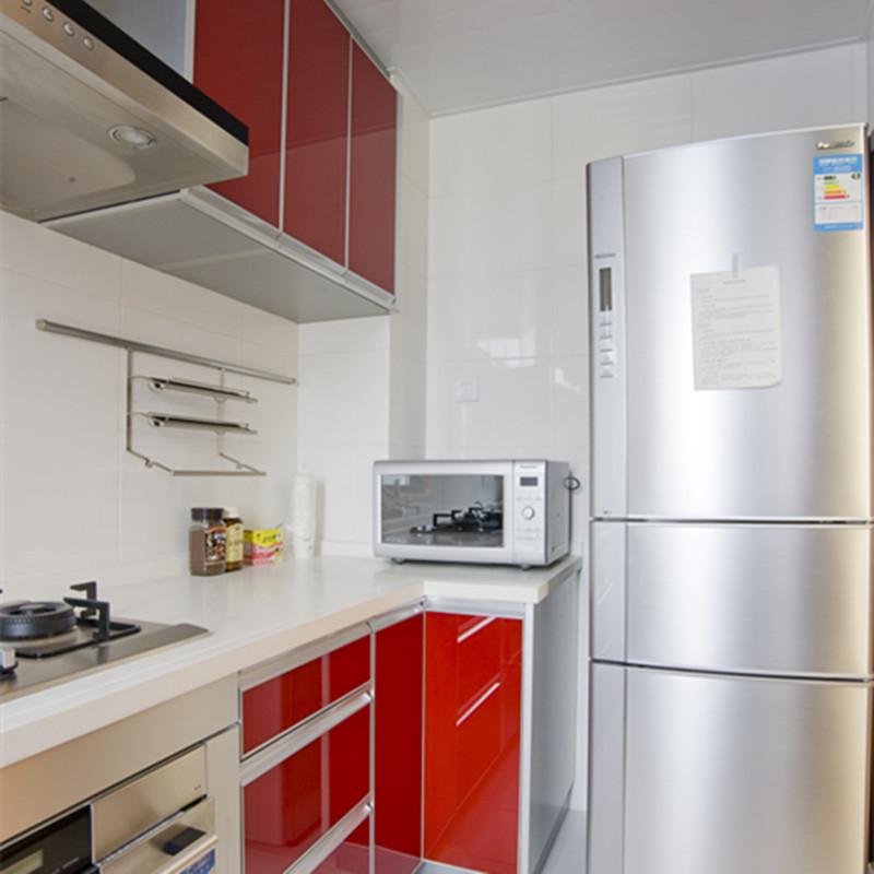 80㎡现代简约风格厨房装修效果图