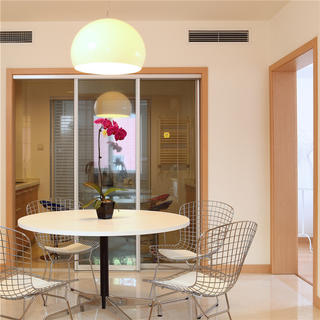 简约两居室亚博唯一授权官网吊灯设计