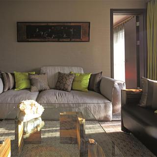 大户型东南亚风格装修沙发图片