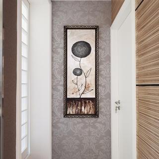 三居室简约装修效果图 温和舒适