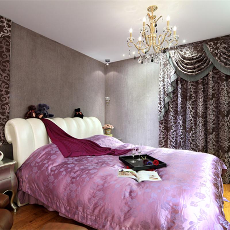 混搭中式卧室装修效果图
