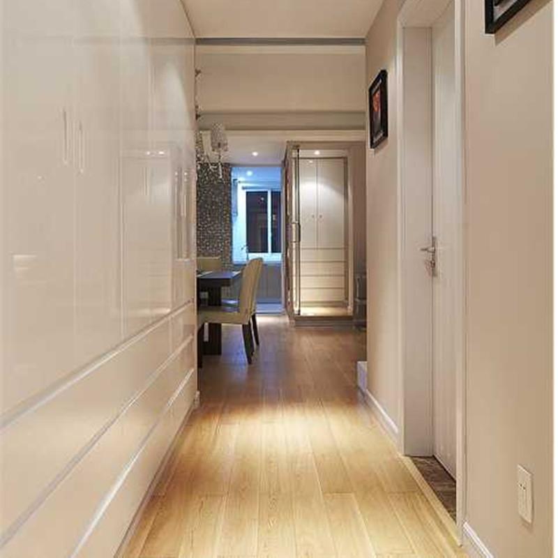 175平三居室装修过道图片