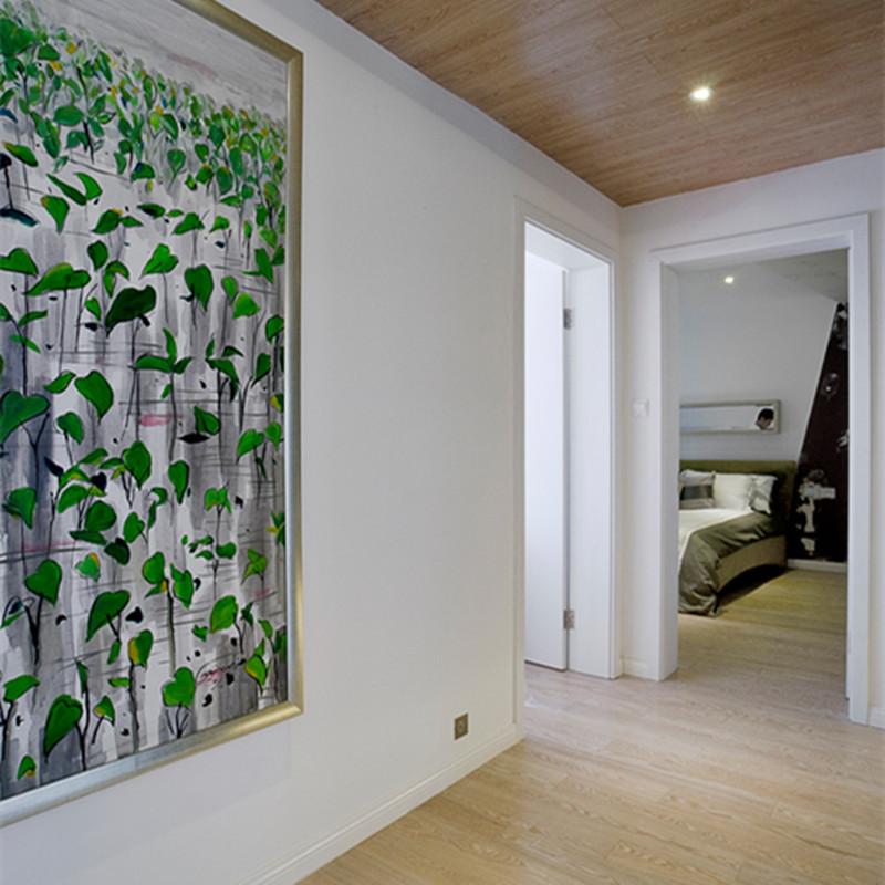 130平现代风格家装饰画欣赏