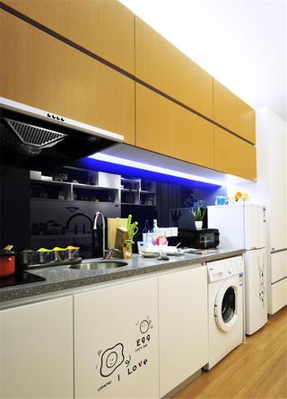 小戶型廚房裝修效果圖