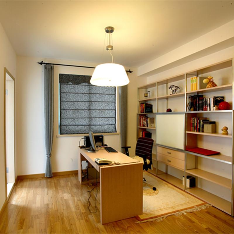 简约风三居装修书架设计