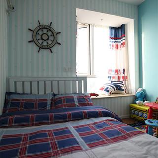 混搭两居儿童房装修效果图