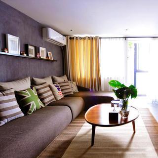 一居室小户型Loft装修客厅设计图