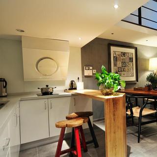一居室小户型Loft装修设计图