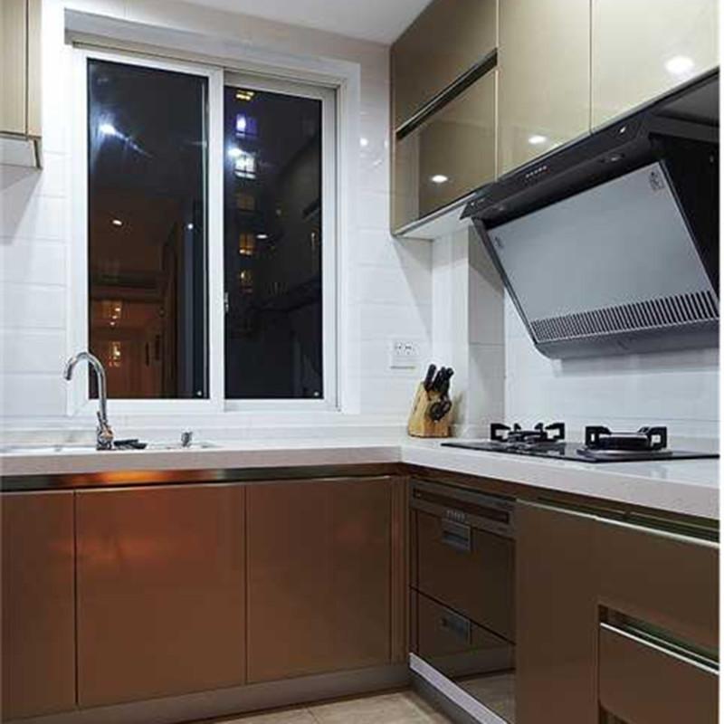 175平三居室厨房装修效果图