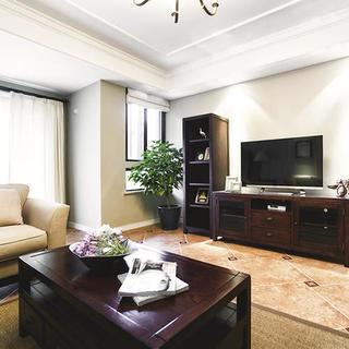美式风格公寓装修 静怡灰色调