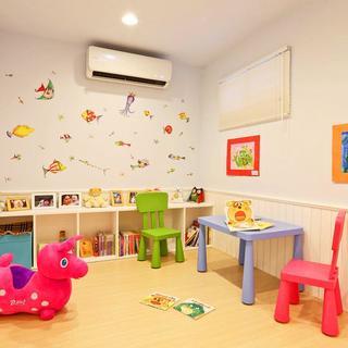 简约复式装修儿童房设计图