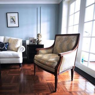 两居室美式风格家沙发一隅