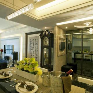 现代风格三居之家餐具摆件