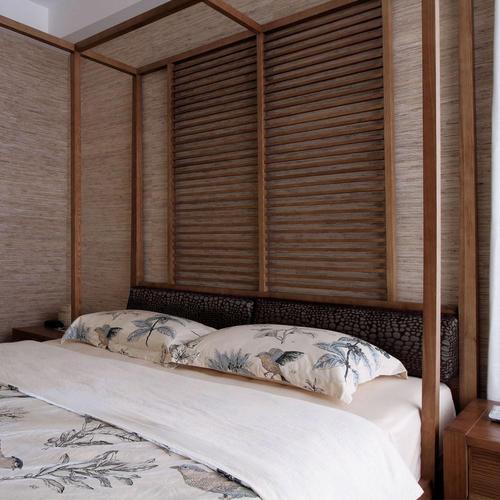 东南亚两居之家卧室设计图