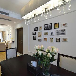 140平美式两居室装修设计图