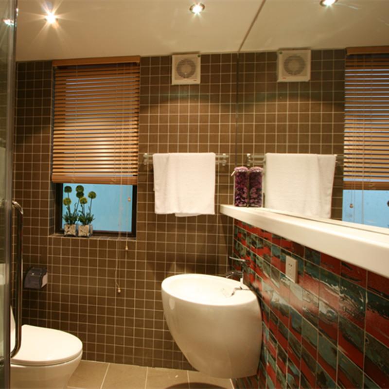 140平东南亚风格家卫生间装潢图