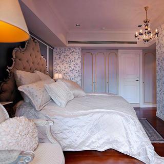 欧式风格装修衣柜门设计
