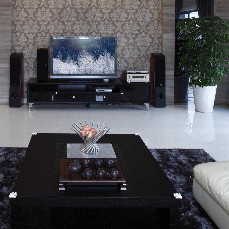 大户型现代简约家电视背景墙设计