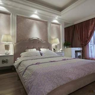 140㎡欧式卧室装修效果图