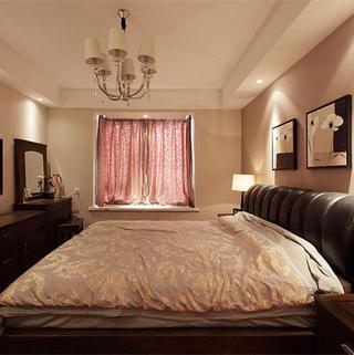 120平现代简约之家飘窗设计
