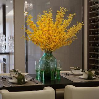 新中式风格装修花瓶装饰