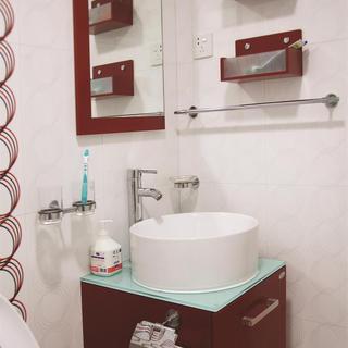 简约二居室装修洗手台图片