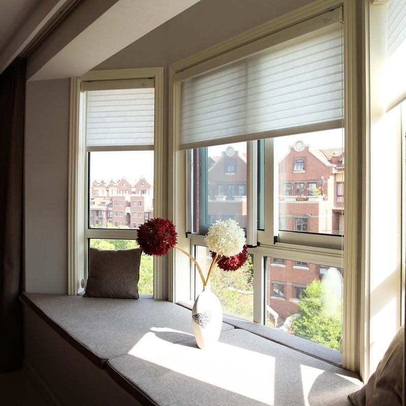 230平简美风格别墅装修飘窗小景