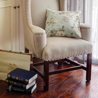 法式乡村风格家沙发椅图片