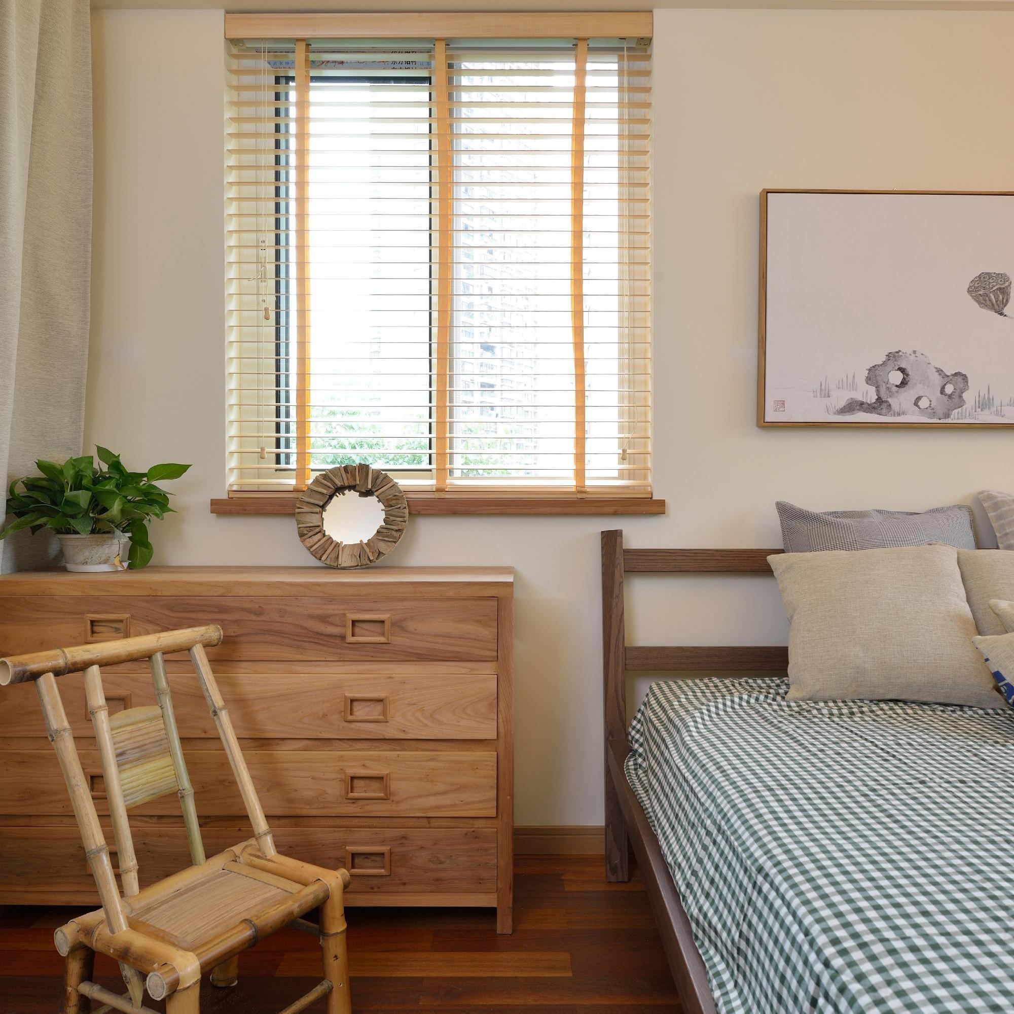 两居室日式风格家梳妆台图片