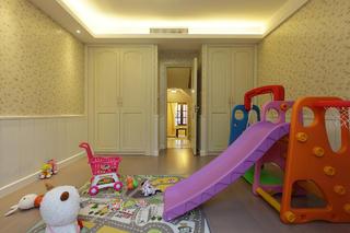 古典优雅别墅装修儿童活动房设计