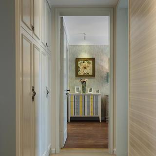 150平混搭四居室装修过道设计