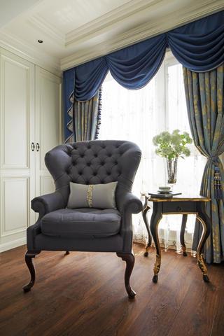 140平欧式装修沙发椅图片