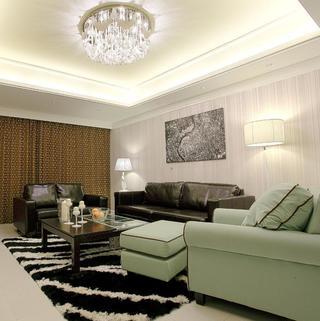 现代公寓装修设计 明亮通透