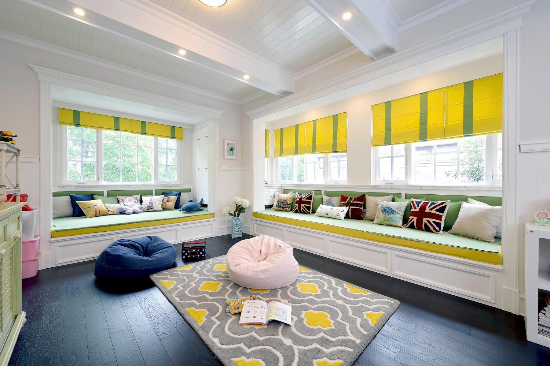 大户型美式别墅装修休闲室搭配图