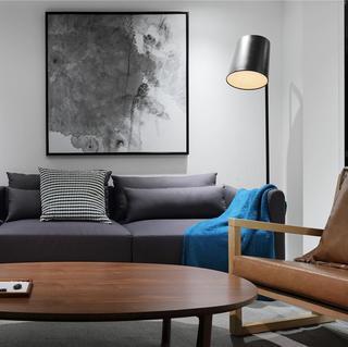 188平现代风格家落地灯设计