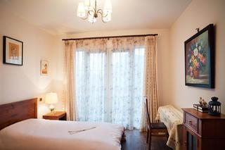 混搭四居室装修卧室布置图