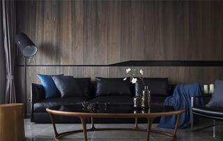 大户型现代风格家沙发背景墙设计