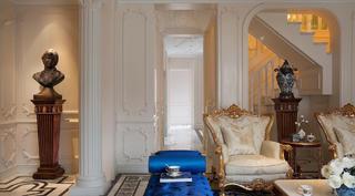 法式别墅装修走廊设计