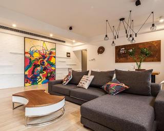 简约风三居之家沙发图片